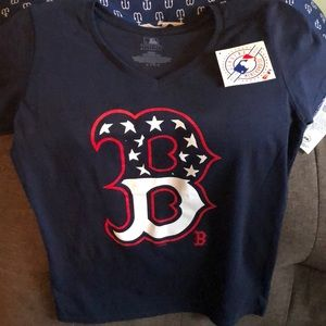 Brand New! Woman's Red Sox T-shirt